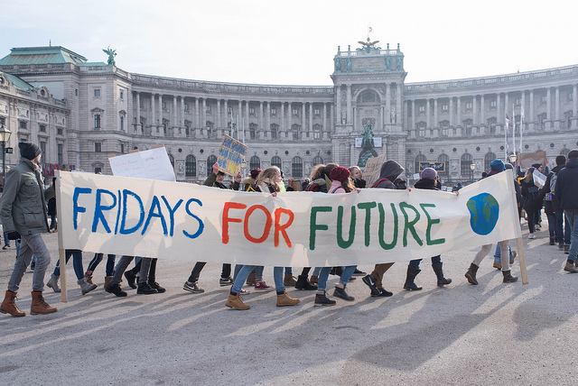 Vienna (Credit: Fridays For Future, Flickr CC 2.0)