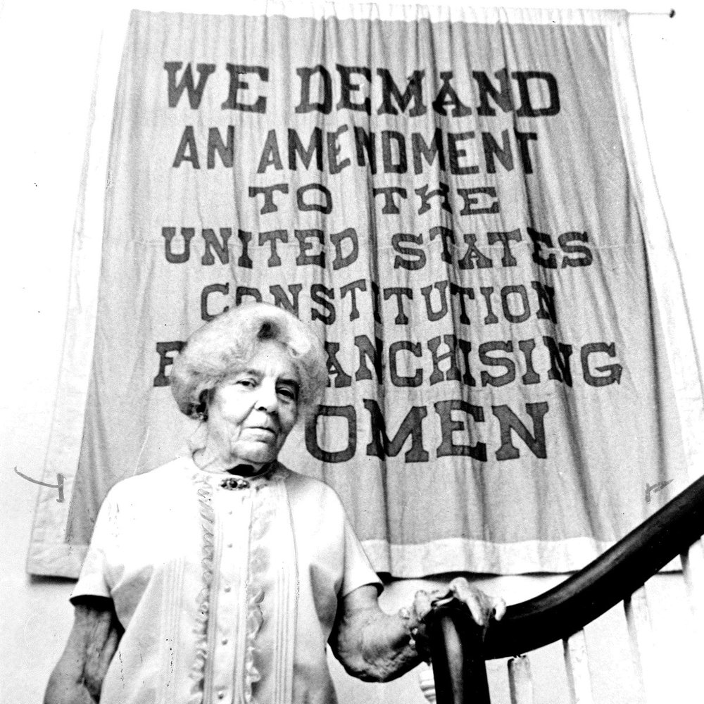 Alice Paul (Getty Images)