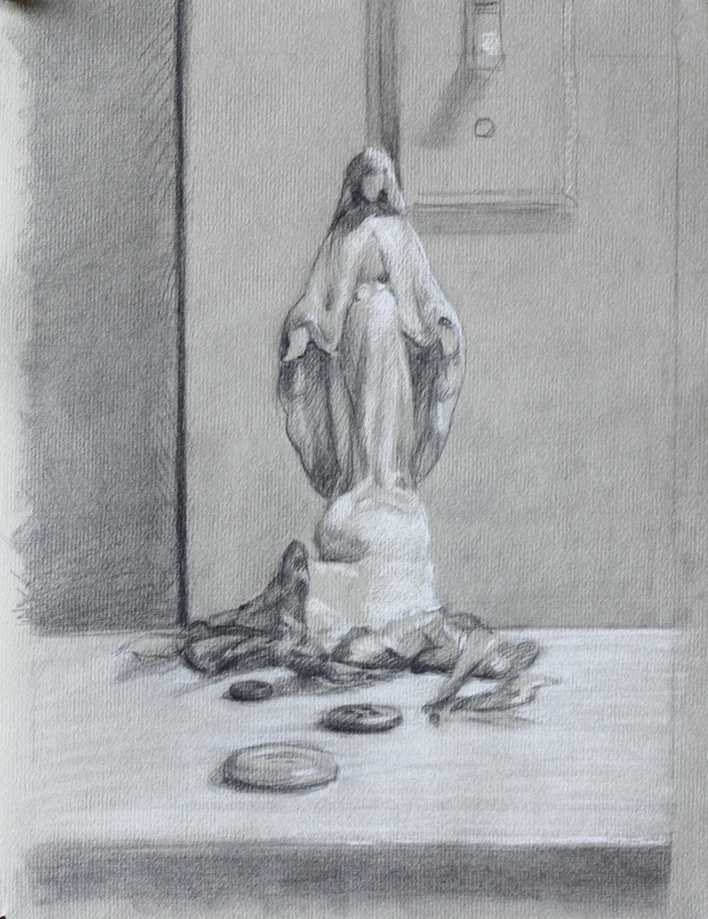 Our Lady of Ephemera (Study)