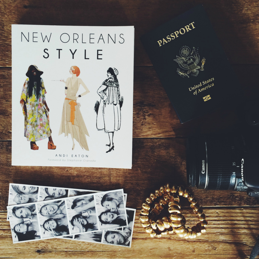 """New Orleans Style"" by Andi Eaton"