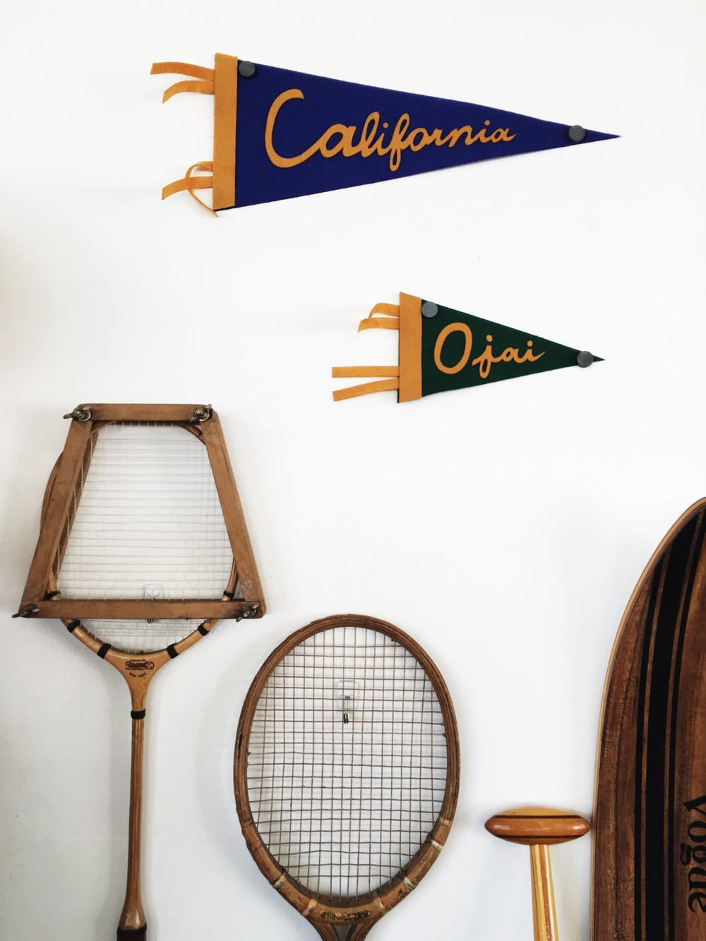 Shop Summer Camp: filled with Americana goodies and Ojai specific gifty things.