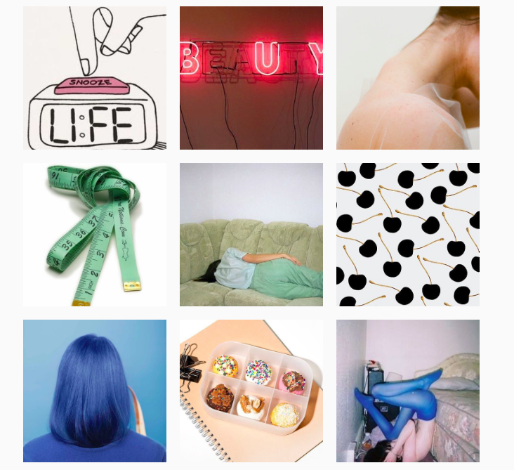 Instagram page for @butteryourlife