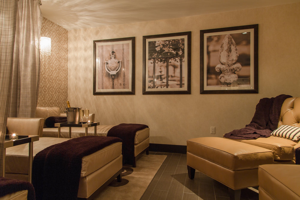 The Relaxation Suite at the Waldorf Astoria Spa