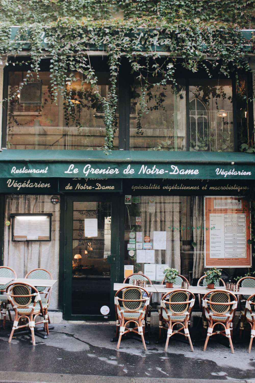 Cafe Culture Paris