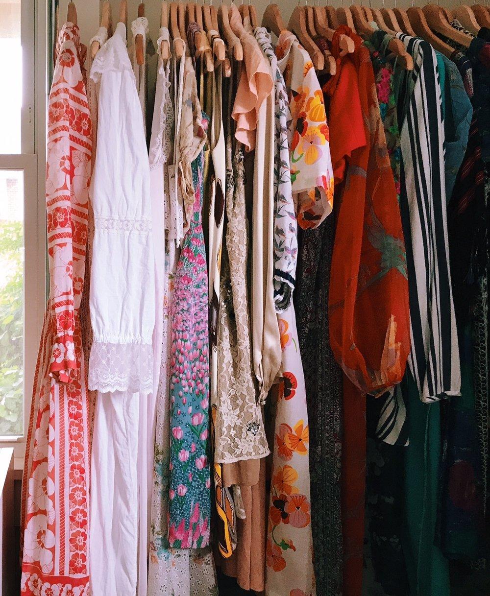Boho Closet