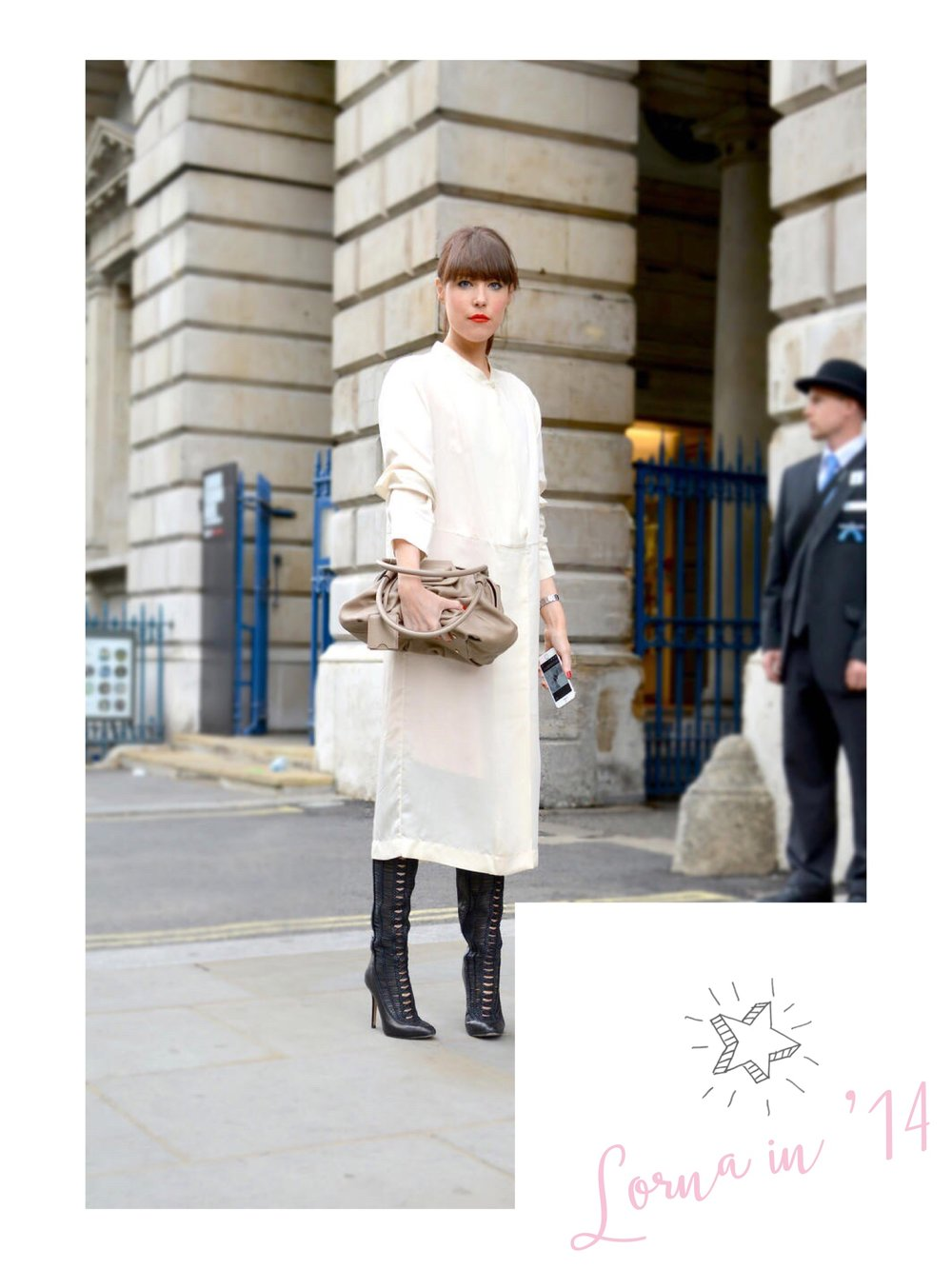Lorna Luxe, Lorna Andrews, Lorna Andrews Husband, Street Style Luxe, Lorna Luxe Age