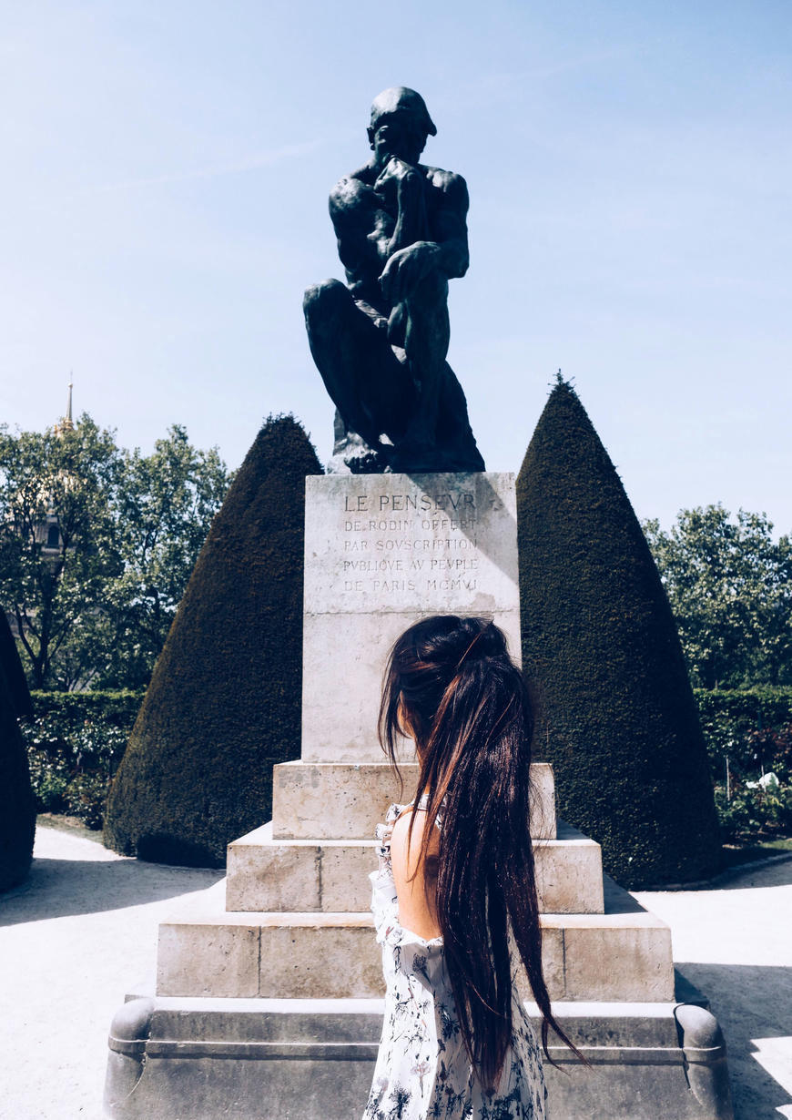 Lorna Luxe for Oui We in Paris