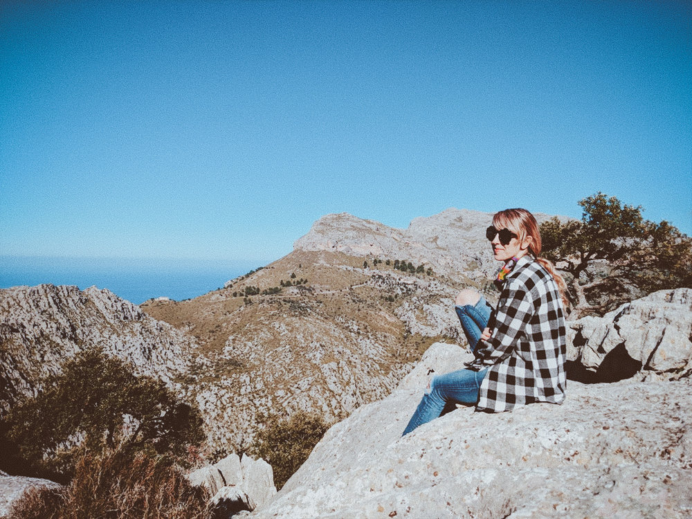 Mallorca mountain hike // Oui We