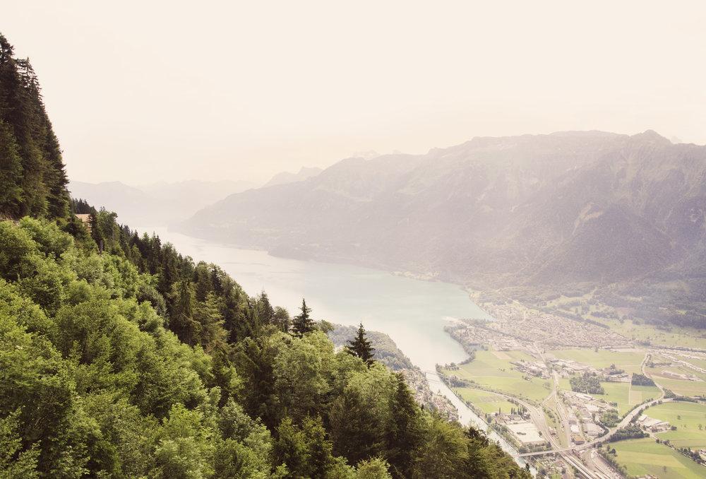 Interlaken, Switzerland by Sam Spahr