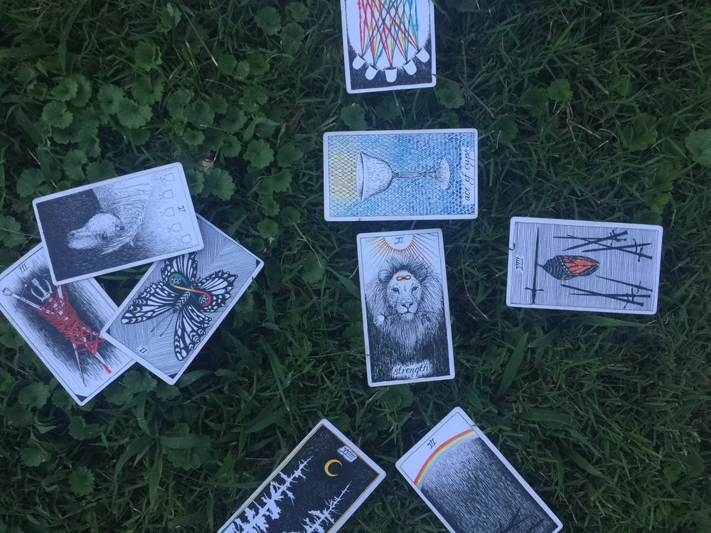 Tarotscopes / Oui We