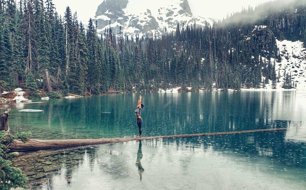 yoga, new zealand, solo yoga, solo traveler, trekking adventure