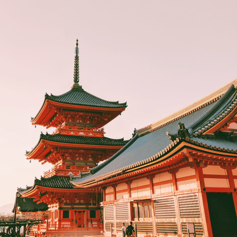 Wanderful City Guide: Kyoto, Japan - Temples, Shrines, Teahouses and More