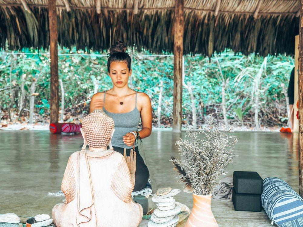 Yoga Retreat Colombia Womens Travel