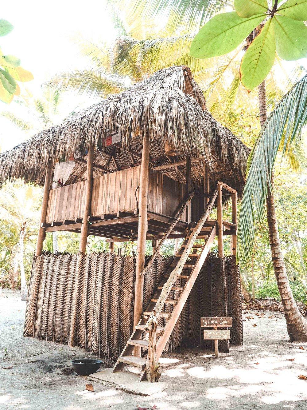 Resort Travel, Eco Travel, Yoga Retreat Colombia Tayrona National Park