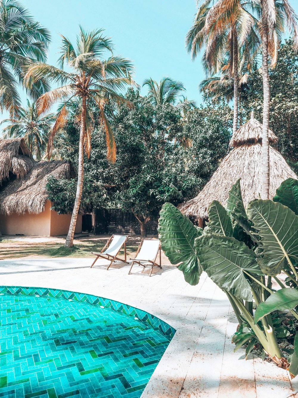 eco resort, gitana del mar, yoga retreat, colombia, luxury hotels