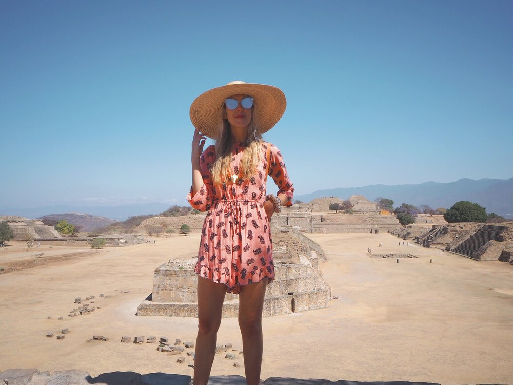 Monte Alban to learn about the Zapotec and Mixtec ruins
