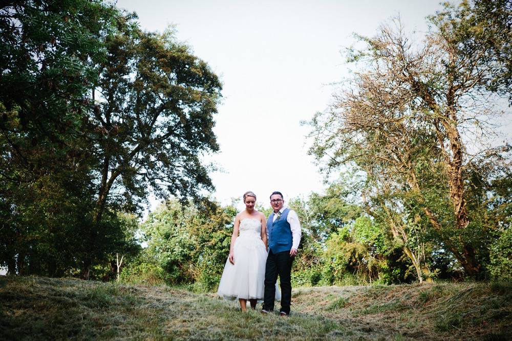 Amie & Craig - fforest farm