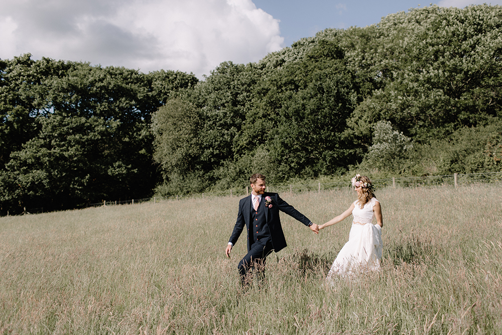 Laura & Ollie - fforest farm
