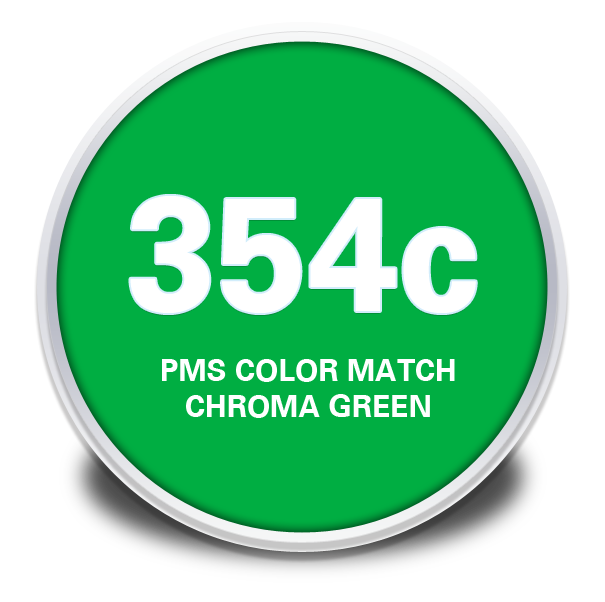 Chroma Key Green PMS 354c