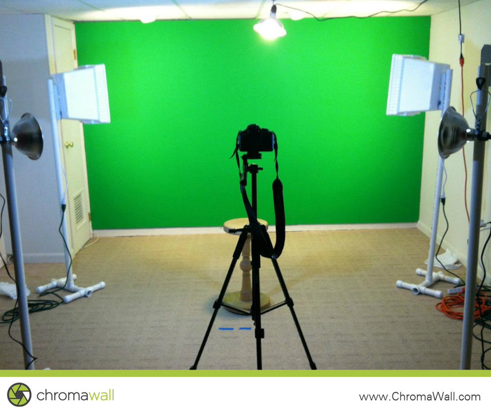 diy chroma key : chroma key lighting kit - azcodes.com