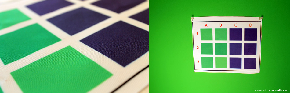 Chroma Key Green vs. Chroma Key Blue