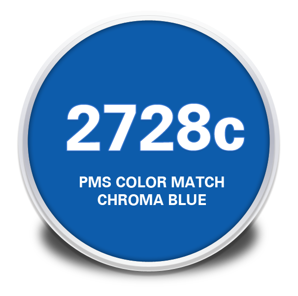 Chroma Key Blue PMS 2728c