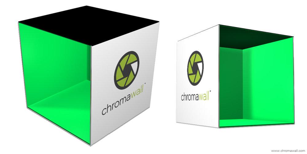 virtual reality green screens