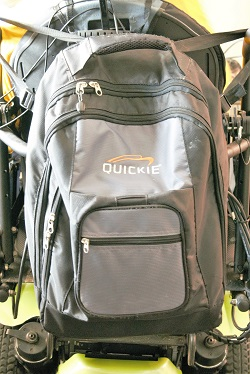 My Quickie Wheelchair Backpack