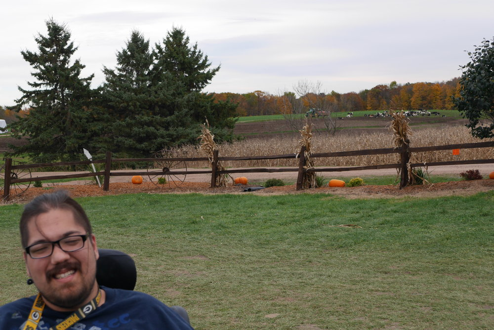 Trip out to the country to visit Wilke's Corn Maze and Pumpkin Patch!