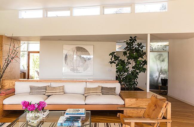 Modern Neutral Livingroom