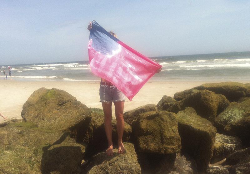 Tie Dye Flag