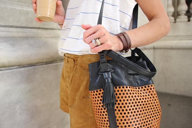 Loeffler Randall Industry Bag
