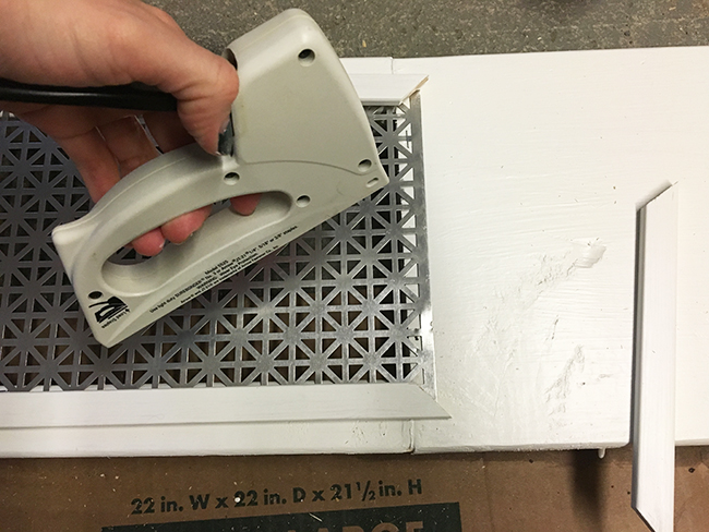 DIY Ikea Hack Built-in Storage