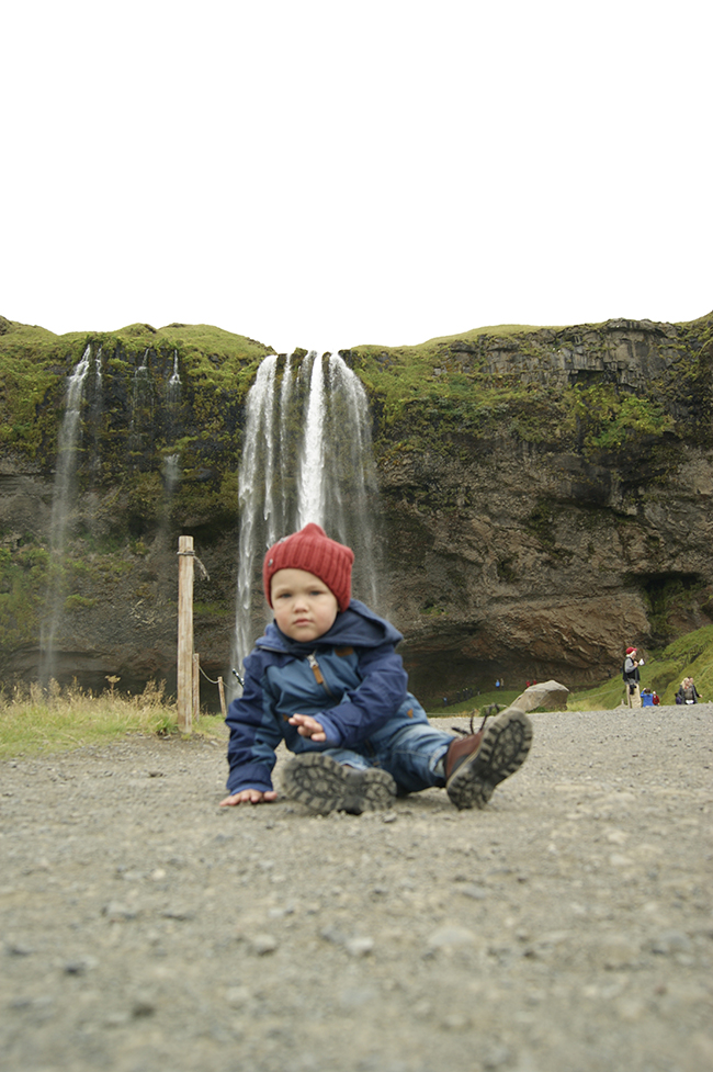 Iceland with a baby
