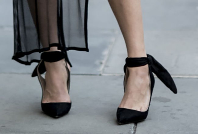 Fall Trend: Shoes with bows