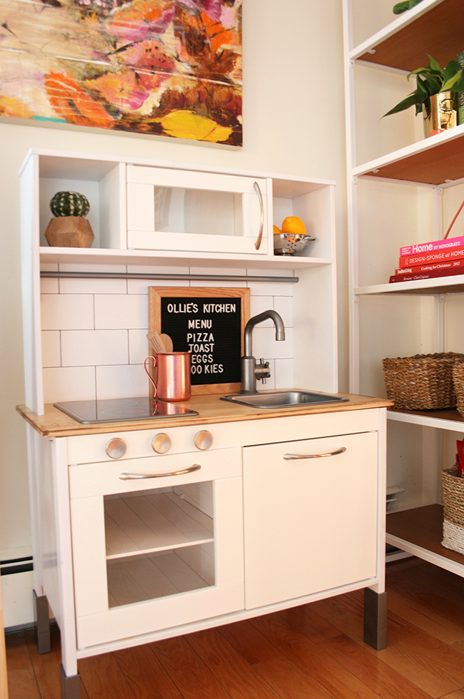Ikea Hack Kids kitchen