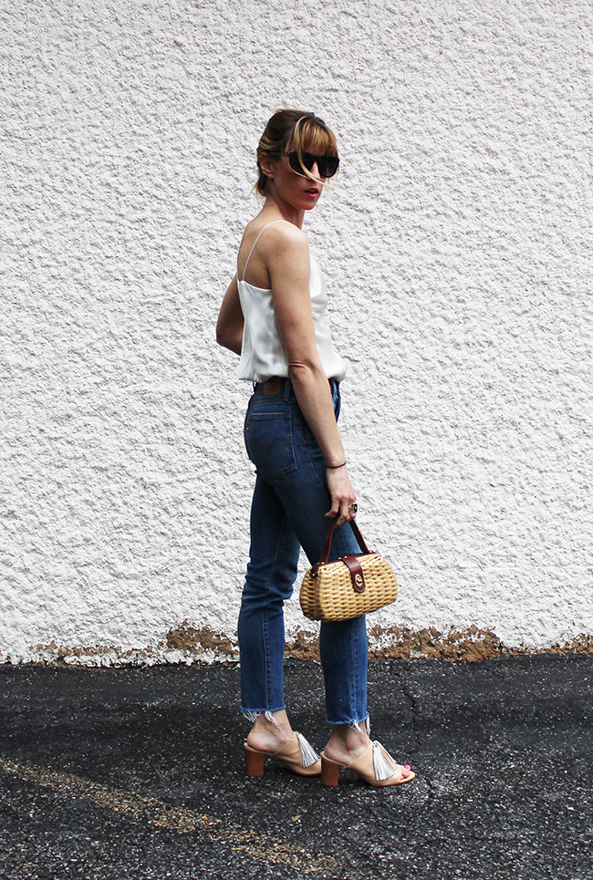 Cami and Jeans