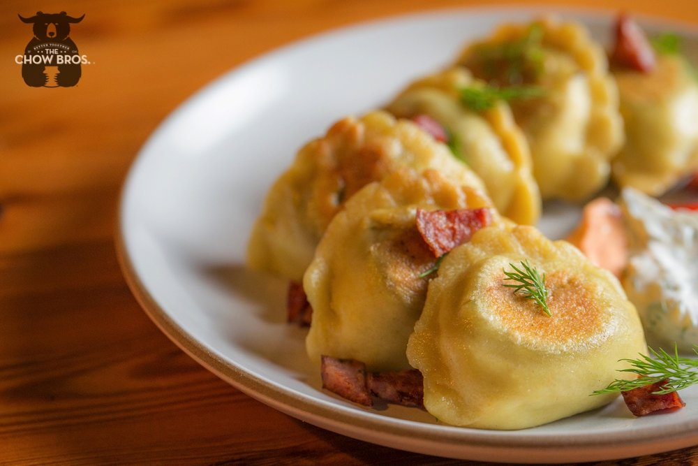 Gourmet Pierogi and Elevated Pierogi along with our Modern Polish Food