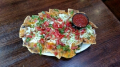 Thursday is nacho night: Free platter of nachos with any regular priced beer or margarita pitcher! For drinks: 9 p.m. - close $3 U-Call-Its $4 U-Call-It Shots