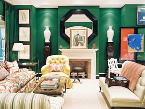 interior designer miles redd . lonny magazine