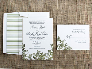 Invitation Solutions - envelope liners