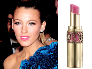 Yves Saint Laurent Rouge Volupté Lipstick in Provocative Pink