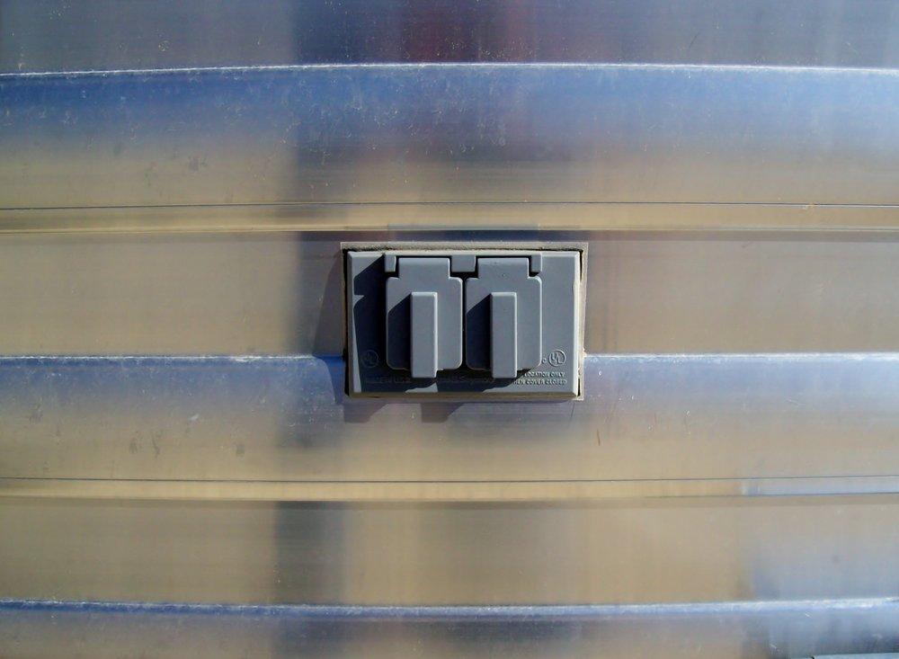 Exterior 120V Outlet