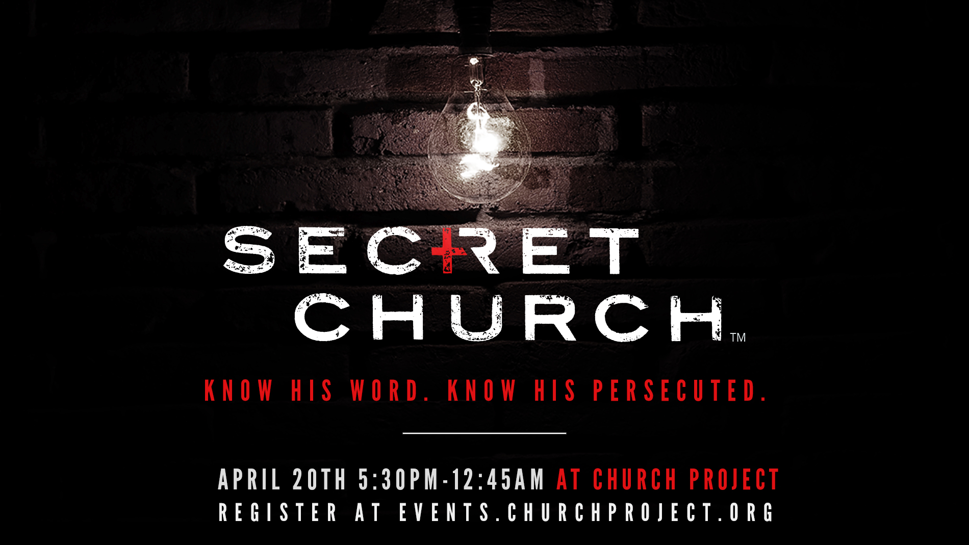 Events church project secret church 2018g fandeluxe Image collections