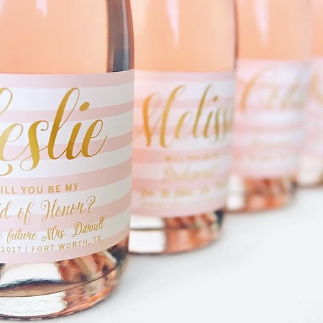 Celebrating #nationalpinkday and Friday!  Def our favorite day of our the year! 🍾