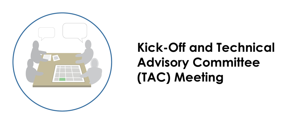 Kick-Off and Technical Advisory Committee (TAC) Meeting. Click on image to learn more.