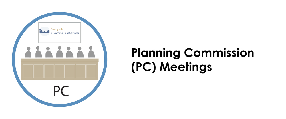 Planning Commission Meetings. Click on image to learn more.