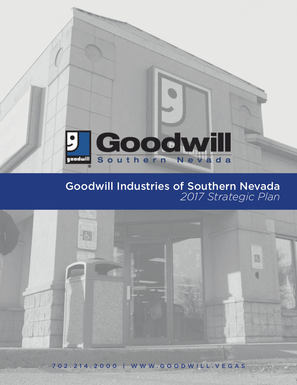 Goodwill Strategic Plan