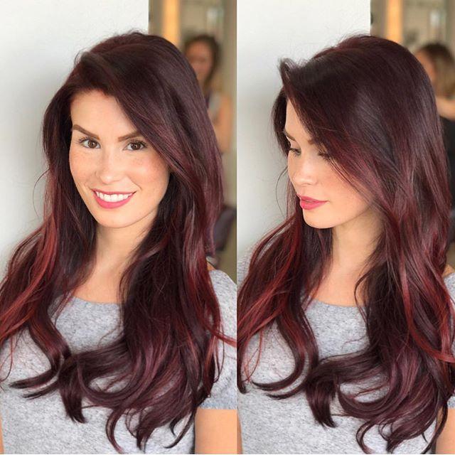 Red, red wine🎼🍷 Color & style done by @matthewmane 🙌🏼🙌🏼 Appointments: 407-237-3213  #trendstudios #trendstudioswp  #trendstudiosdt #trendstudioswinterpark #trendstudiosorland #trendlife #trendteam #trendboys #trendgirls #trendsetters #downtownorlando #winterpark #orlandostylist #winterparkstylist #orlandohair #balayage #ombre #balaygeombre #parkave  #hairgoals #hairinspo  #orlandosalon #bumbleandbumble