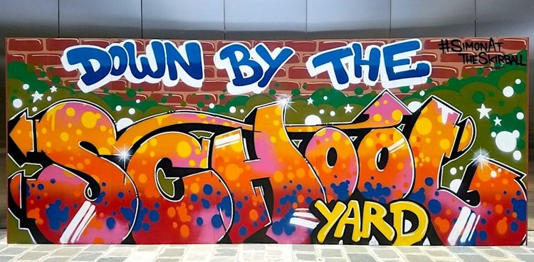 graffiti mural artists for hire brooklyn new york the mural co